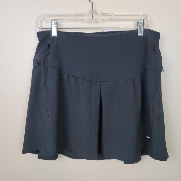 Nike Golf Black Skort size 6